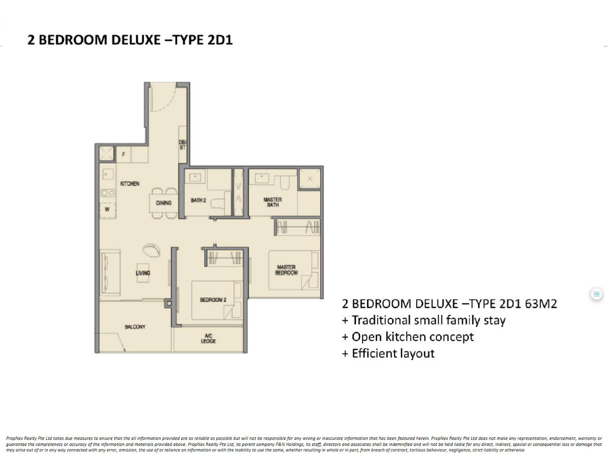 Park Colonial Floor Plans KSH Holdings – Park Colonial Condo at ...